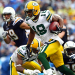 San Diego Chargers at Green Bay Packers