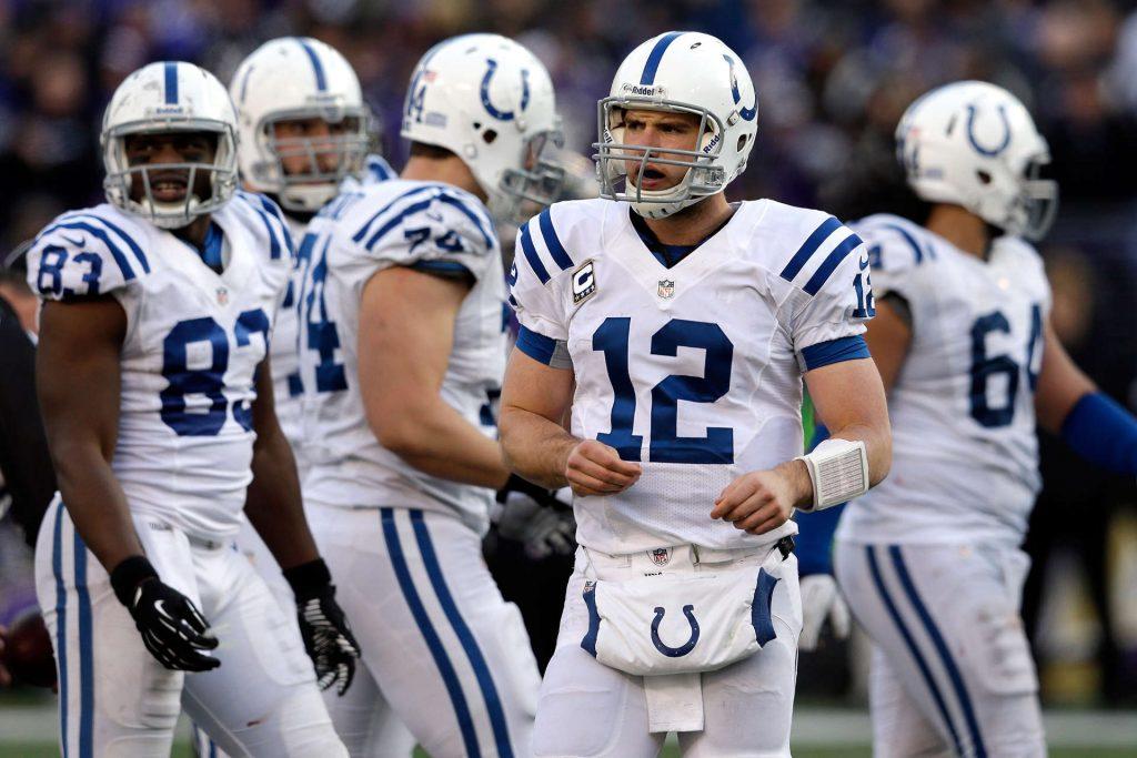 Colts-Salute